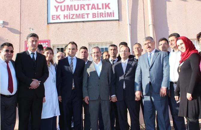 """AK Parti'li Ünüvar: """"Milletin gönlüne girmeyen sandıktan çıkamaz"""""""
