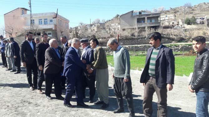 Milletvekili Boynukara köy köy dolaşıyor