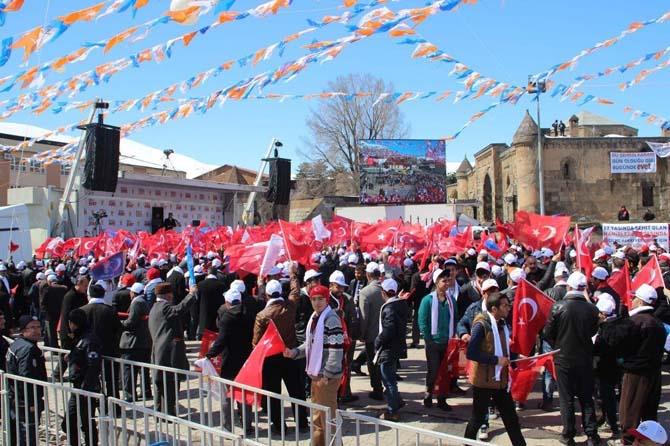 Bitlis Başbakan Binali Yıldırım'ı bekliyor