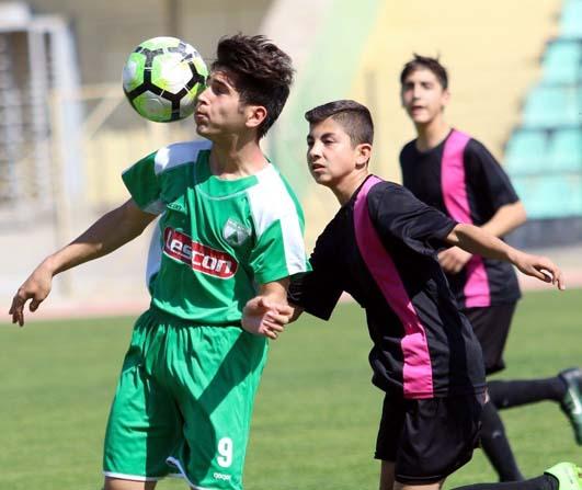 U15 Türkiye Şampiyonası'nda finalistler belli oldu