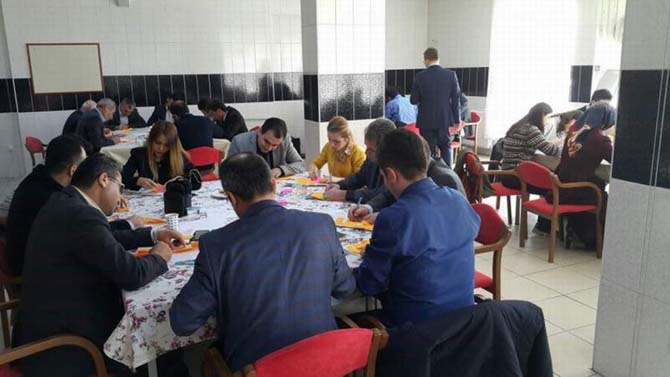 Eğitimde kaliteyi artırma çalıştayı Sorgun'da yapıldı