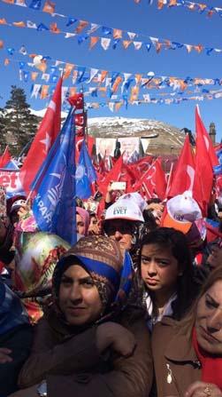 Başbakan Yıldırım Bitlis'te
