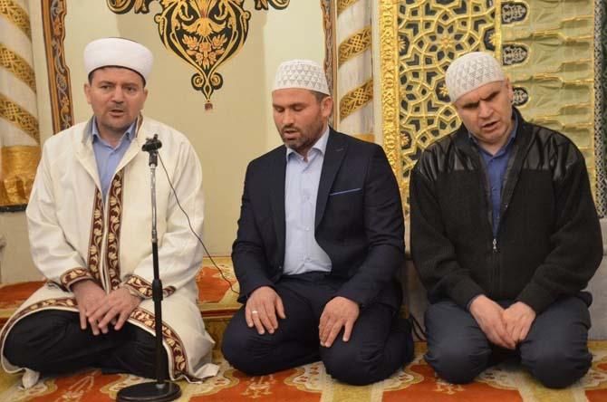 Muhsin Yazıcıoğlu için Bursa'da mevlit okutuldu