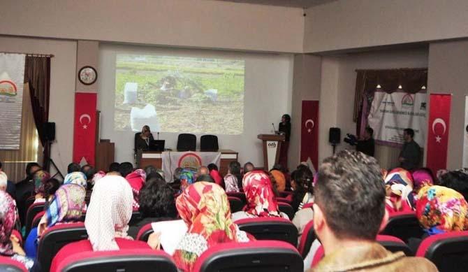 Tarımda Genç Girişimci Kadınlar Güçleniyor Programı başladı