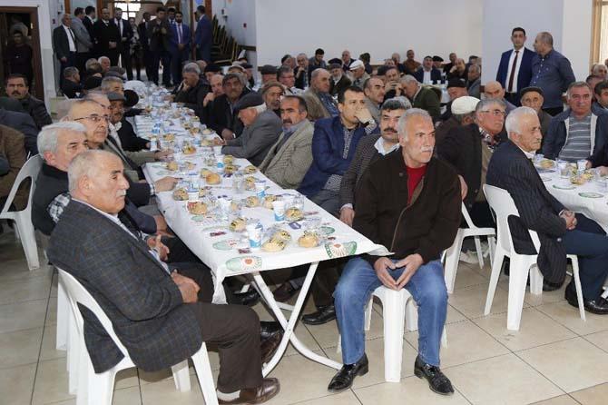 Gölbaşı Belediyesi'nden Yaşlılar Haftası Etkinliği
