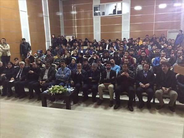AK Gençlikten Genç Kürsü Programı