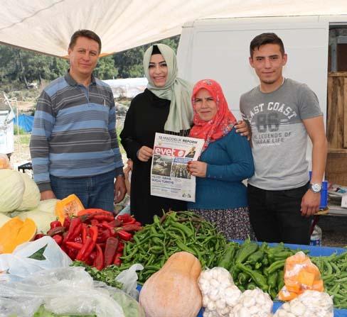 AK Parti Antalya Milletvekili Sena Nur Çelik: