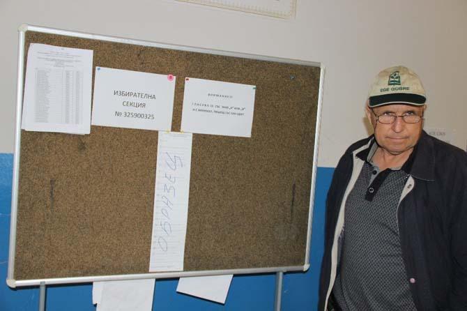 Bulgaristan seçimleri için oy kullandılar