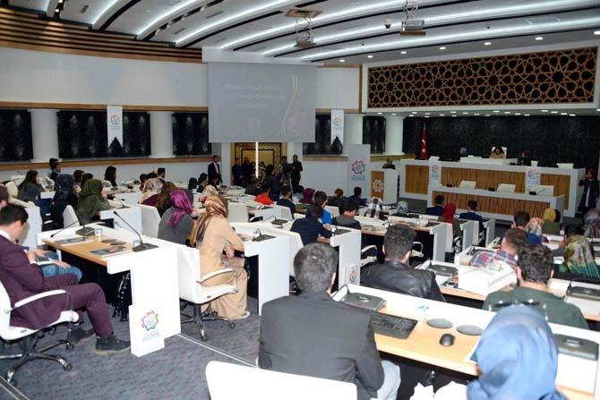 Meram Gençlik Meclisi'nde yeni dönem