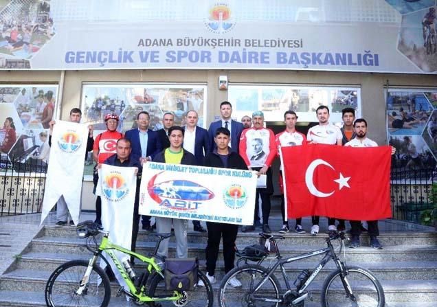 Pedallar Çanakkale Zaferi için dönüyor