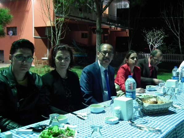 Aydın'da kantinciler bir araya geldi