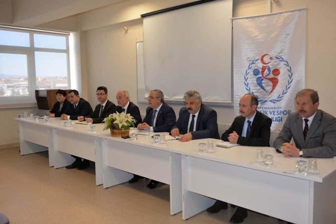 Vali Ahmet H. Nayir: Bizim kültürümüzde vatandaşımızın memnuniyeti önemli