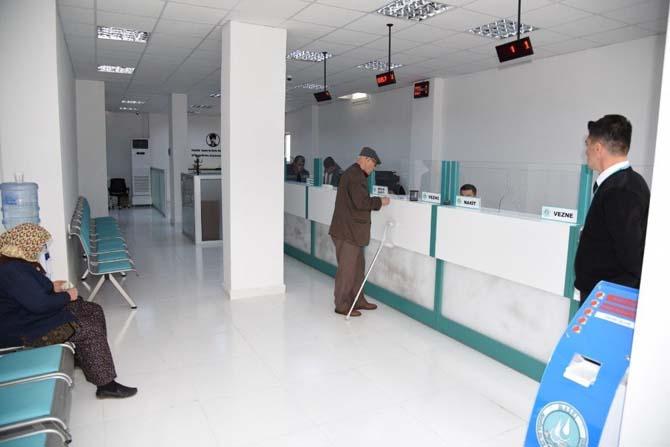 MASKİ yeni binalarıyla vatandaşın hizmetinde