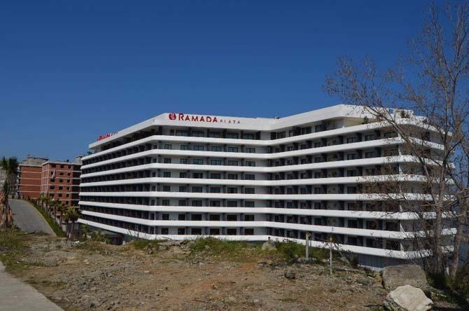 Trabzon'da otellerin yatak kapasitesi 20 bini aştı