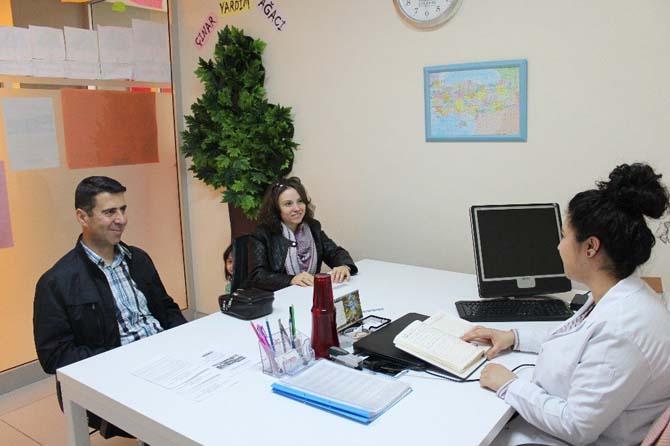 Çınar Kolejinde veli toplantıları devam ediyor