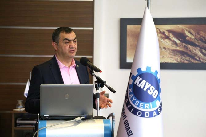 KAYSO Başkanı Mehmet Büyüksimitci: