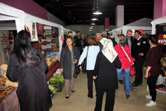 Samsun'da Hıdırellez kutlamaları