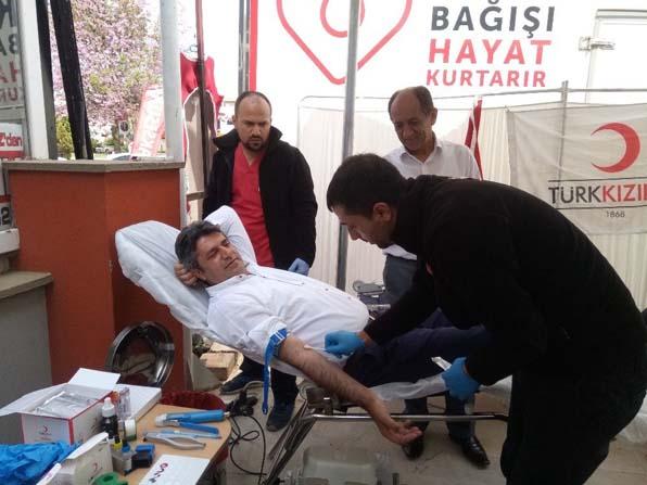 Kepez AK Parti'den anlamlı bağış