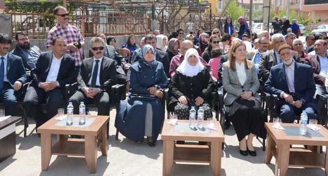 Aksaray'da 124'üncü aile sağlığı merkezi açıldı