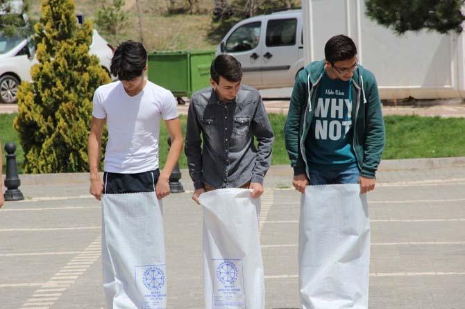 Sivas'ta Hıdırellez Bayramı kutlandı
