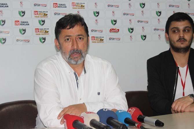 Denizlispor - Eskişehirspor maçının ardından