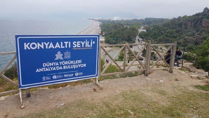 Yörük kültürü Antalya'yı sardı
