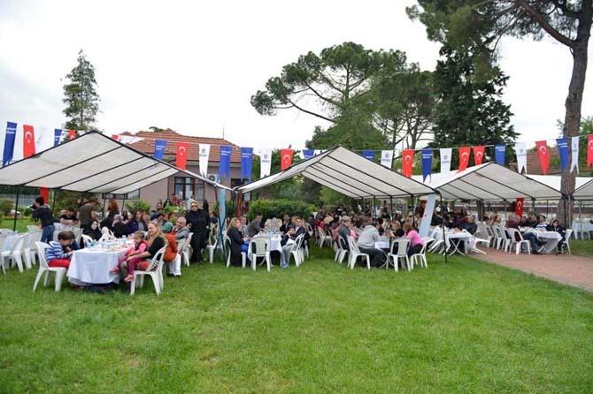 Seka Park'ta Hıdırellez Bayramı kutlandı
