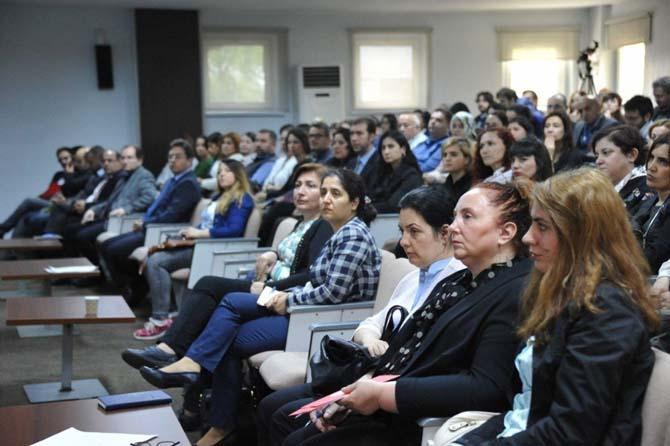 BEÜ Dış İlişkiler Koordinatörlüğü bilgilendirme toplantısı yapıldı