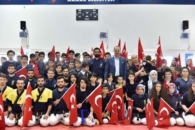 Türk savaş sanatı sayokana ilgi artıyor