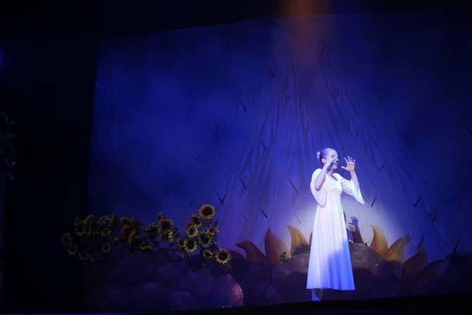 Arda boyları Hattuşa'da sahnelendi