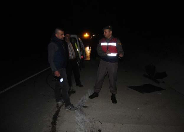 Tekirdağ'da düğün dönüşü kaza: 4 yaralı