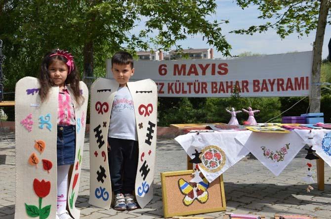 Kırıkkale'de Hıdırellez kutlamaları yapıldı