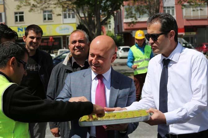 Kocasinan Belediyesi'nin yeni asfalt plenti ile ulaşım ferahlıyor