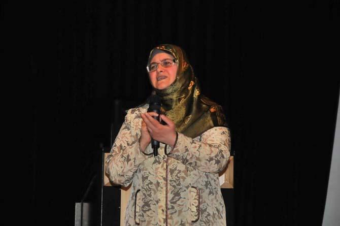 """Akşehir'de, """"Ailede Akraba ve Kaynanalar ile İletişim"""" semineri"""