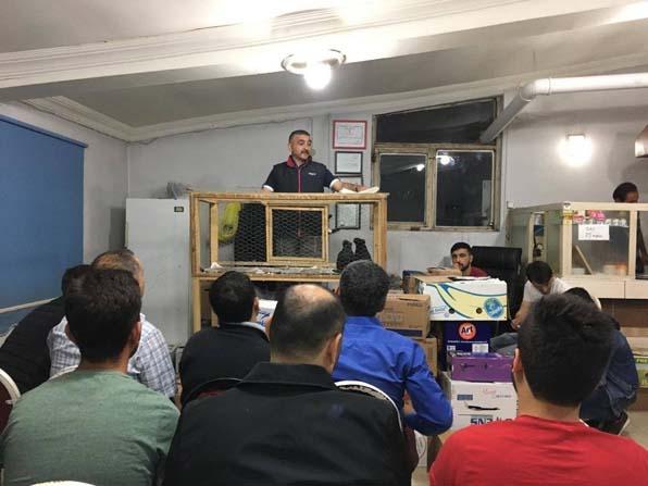 Tokat'ta mezat kültürü yaşatılmaya devam ediliyor