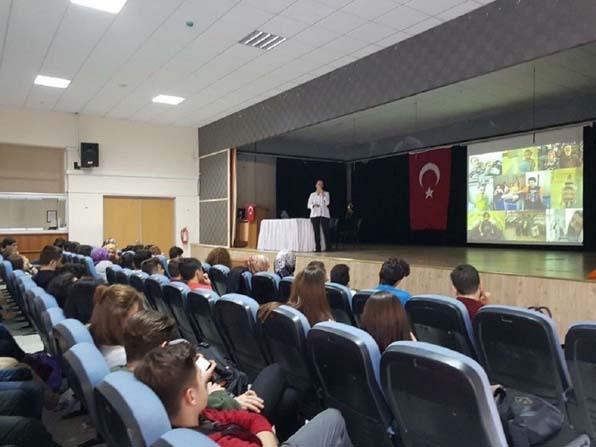 Bursa'da 50 bin lise öğrencisine organ bağışı ve nakli eğitimi