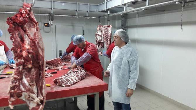 Fatsa'da gıda denetimleri