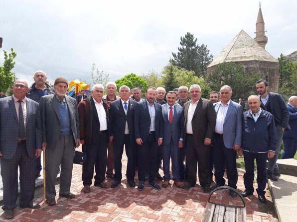 Başkan Doğan kardeş belediye Develi'yi ziyaret etti