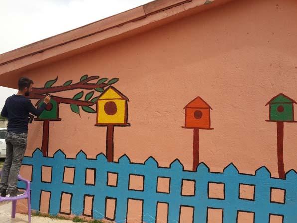 Kilis'te ''Köyde şenlik var'' etkinliği