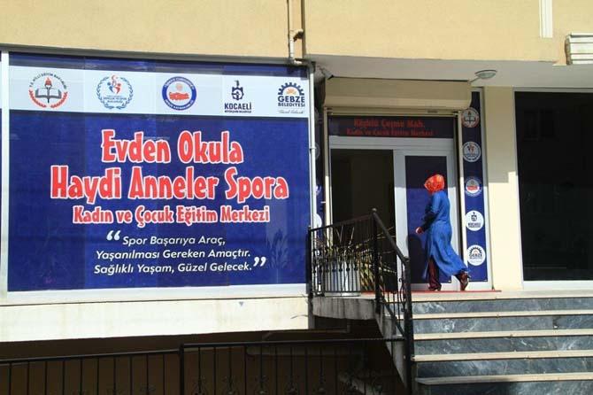 Kocaeli'de ev hanımları obeziteye savaş açtı
