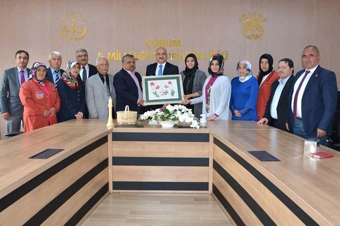 Laçin'de AB projeleri meyve vermeye başladı