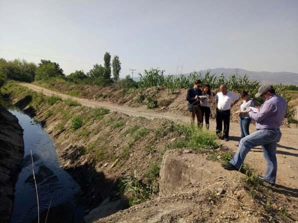 MASKİ Derbent'in altyapısını yeniliyor