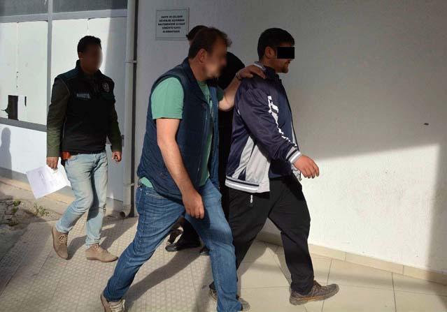 Uyuşturucu operasyonunda 18 gözaltı