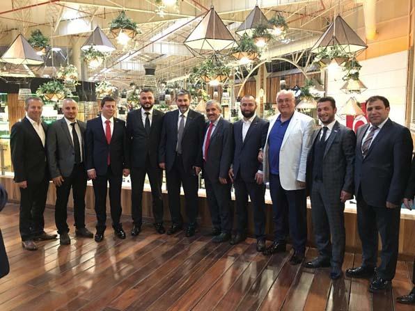 MÜSİAD 96. GİK toplantısına Düzce'de katılım sağladı