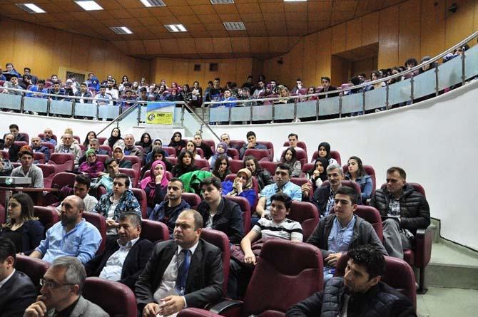 KTÜ'de Radyoloji Eğitim Semineri düzenlendi