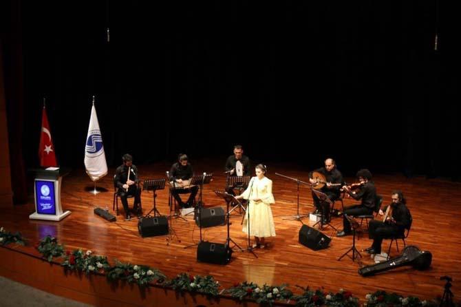 SAÜ'de Türk Müziği Konseri