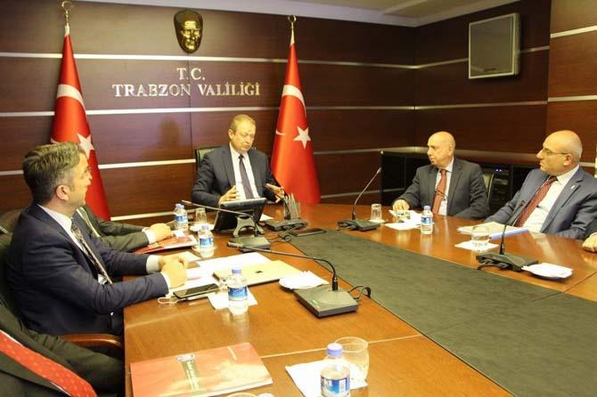 Trabzon'da turizmde hizmet kalitesi masaya yatırıldı