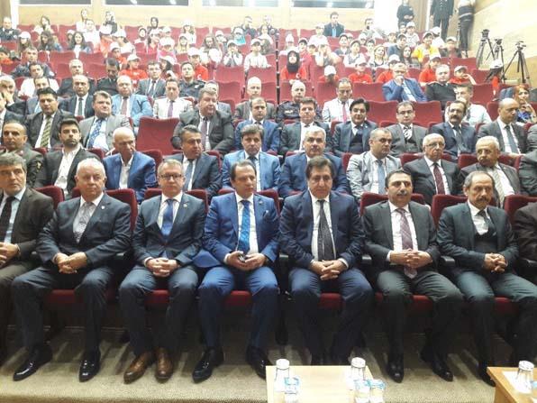 Bursa'da Trafik Haftası kutlandı