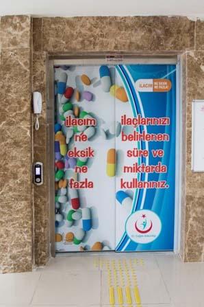 Vatandaşlara akılcı ilaç kullanım bilgilendirmesi