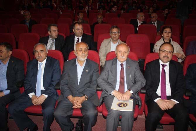 Kayseri'de Vakıflar Haftası'nda kutlamaları başladı